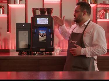 Professionelle Espressomaschinen von Gruppo Cimbali im digitalen Focus