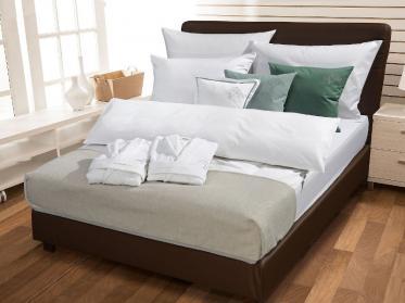 Mehr GOTS-zertifizierte Bett- und Frottierwäsche bei Wäschekrone