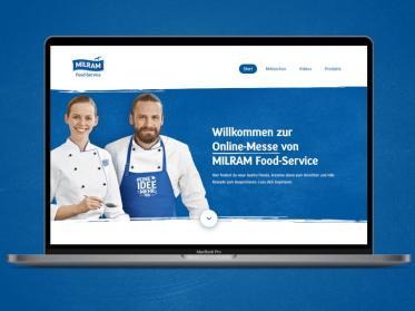 Milram Food-Service setzt auf #EineIdeeMehr