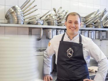Sascha Kemmerer verteidigt seinen Michelin-Stern