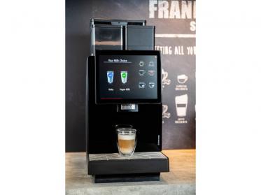 IndividualMilk Technology und Specialty Beverage Station von Franke