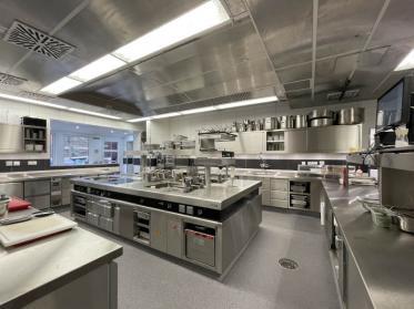 Das Seeblicker mit frisch renovierter Küche