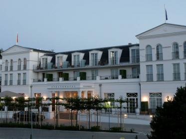 DI-Gruppe managt Strandhotel Zingst Darß an mecklenburgischer Ostsee
