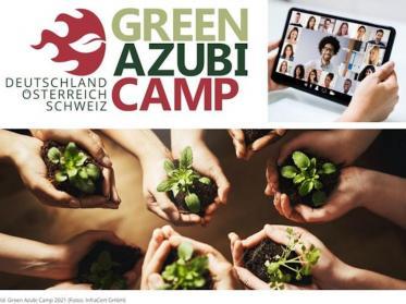 Green Azubi Camp startet das erste Mal online am 28.04.21