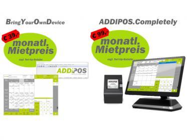 ADDIPOS.Einplatzkassen-Lösung - ein Preis und kein Haken!