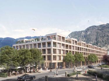 Essential by Dorint Interlaken / Schweiz in Planung