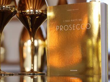 100 Prosecco Rezepte im neuen Kochbuch von Sandro Bottega