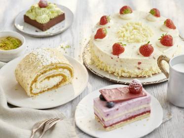 Veredelung mit Strawberry-Cheesecake-Note