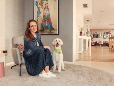 Wir lieben Hunde - 4 Sterne Wau-Wau-Service im Indigo!