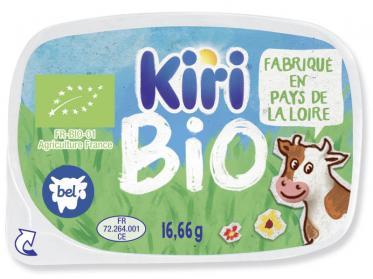 KIRI Portion Bio neu im Sortiment