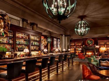 Scarfes Cocktailbar in London - wer kann da widerstehen?