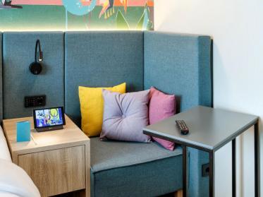 SuitePad im Wiener Business Hotel Bassena