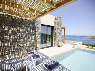 Tolles Private Pool Hotel Angebot von FTI in Griechenland