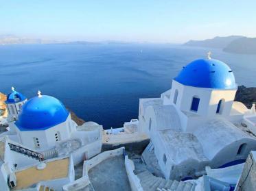 Griechenland für die Flitterwochen