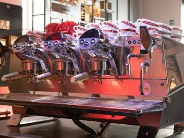 Die Zukunft des Kaffees - Gruppo Cimbali zu Gast im Podcast 5THWAVE