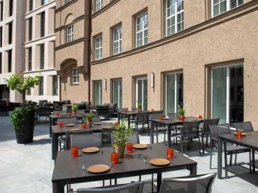 Im Tafelhof Palais wurde das Leonardo Royal Nürnberg eröffnet