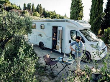 Schlafexperten empfehlen Camping