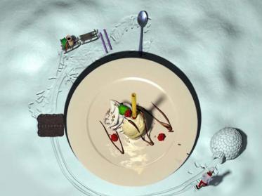 Le Petit Chef 3D Restaurant jetzt auch in München