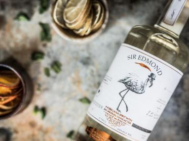 Bremer Spirituosen Contor holt Sir Edmond Gin nach Deutschland