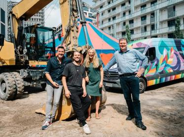 Villa Viva Hamburg - neues Projekt von Jens Sroka