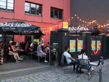 Pop-Up-Restaurant Mani Market startet in Berlin Mitte