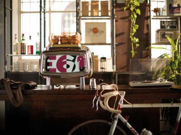 Die Faema E61 von Gruppo Cimbali wird 60