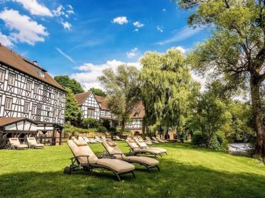 Aus Romantik Hotel wird Neumühle Resort & SPA