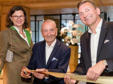 Parkhotel Egerner Höfe Umbau abgeschlossen