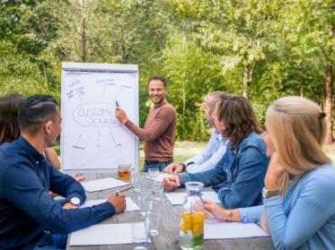 Geschäftsreisen und Konferenzen bei Center Parcs möglich