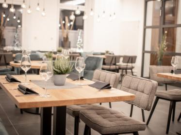 Restaurant Hahnenkamp nutzt Corona-Zeit für Neueinrichtung