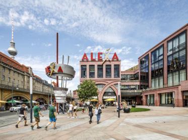 Restaurant Pomodori neu im Alexa am Alexanderplatz