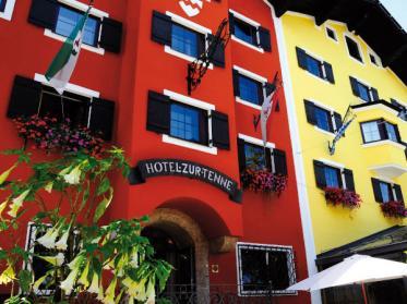 Familie Volkhardt verkauft das Hotel Zur Tenne an die Familie Dohle