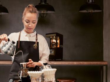 Kaffeeröster werden und nachhaltigen Wettbewerbsvorteil gewinnen!