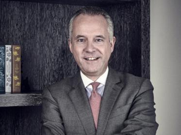 Flemings Mayfair Hoteldirektor Henrik Mühle steht niemals still