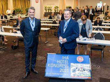 IHA-Hotelkongress 2021 mit aktuellen Impulsen