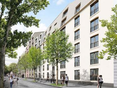 HVNS Apartmenthaus in Altona eröffnet