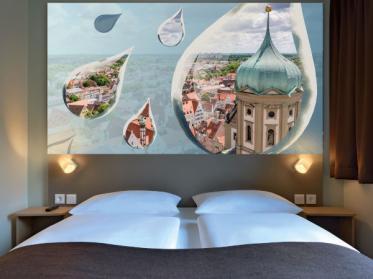 Das dritte B&B Hotel in Augsburg verdeutlicht Erfolg der Kette