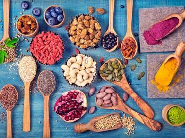 Gesunde und leckere Speisen - saisonal, regional und nachhaltig!