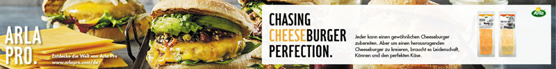 Arla Pro - Chasing Chesseburger Perfection.