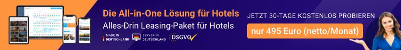 Alles-Drin Leasing-Paket für Hotels