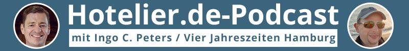 Hotelier.de-Podcast mit dem #MehrWertWissen - mit Sascha Brenning