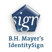 Namensschilder & Ausweishüllen B.H. Mayer's IdentitySign GmbH