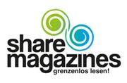 Digitale Tageszeitungen und Magazine sharemagazines GmbH