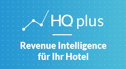 HQ plus - Revenue Intelligence für Ihr Hotel