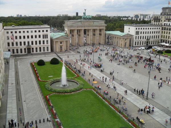 Großstädte in Deutschland