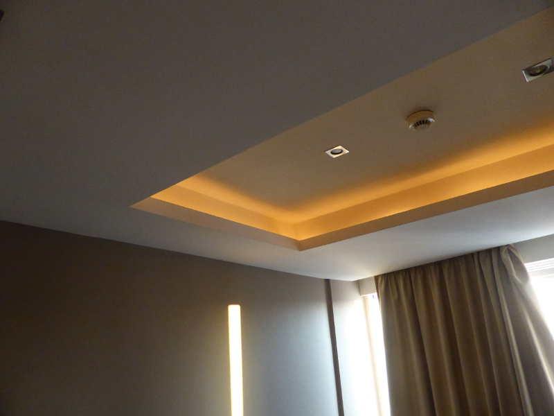 Indirekte Deckenbeleuchtung LED