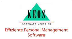 KEOS Software - effiziente Personal Management Software