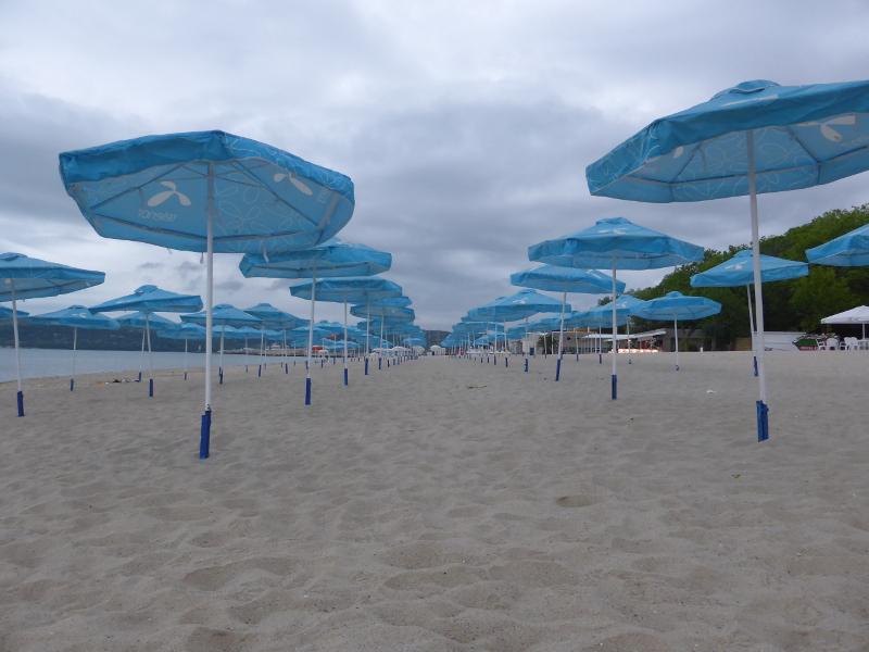1. Strandreihe