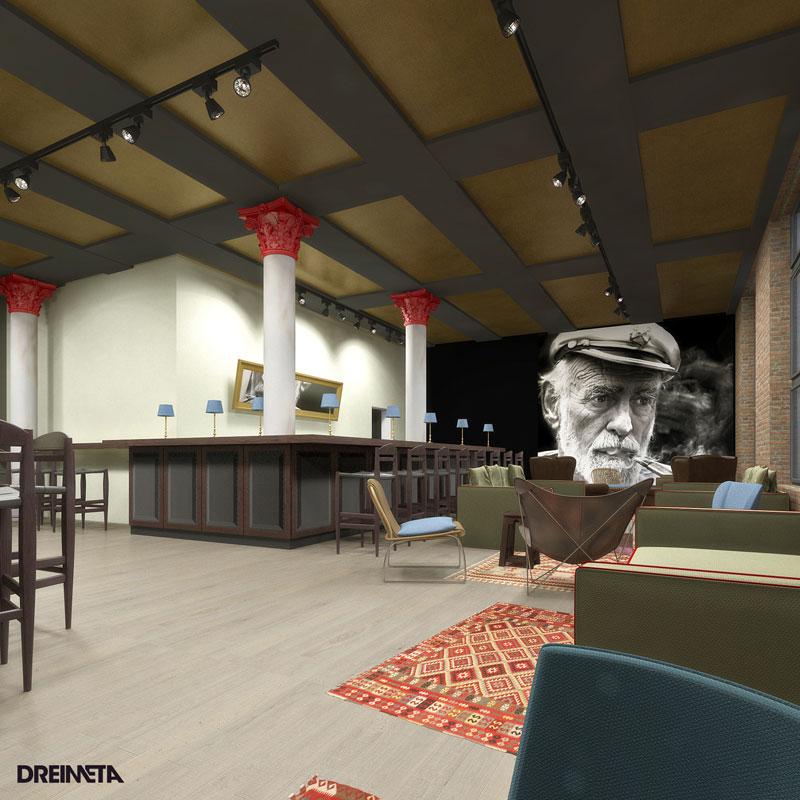 25hours hotel altes hafenamt er ffnet im m rz 2016. Black Bedroom Furniture Sets. Home Design Ideas