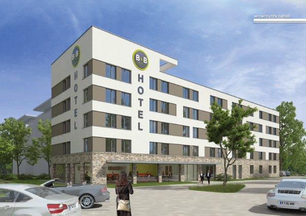 b b hotel frankfurt west er ffnet. Black Bedroom Furniture Sets. Home Design Ideas